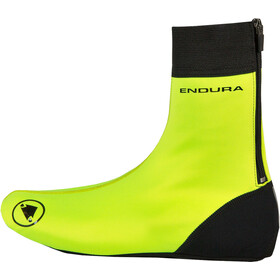 Endura Windchill Overschoenen Heren, neon yellow
